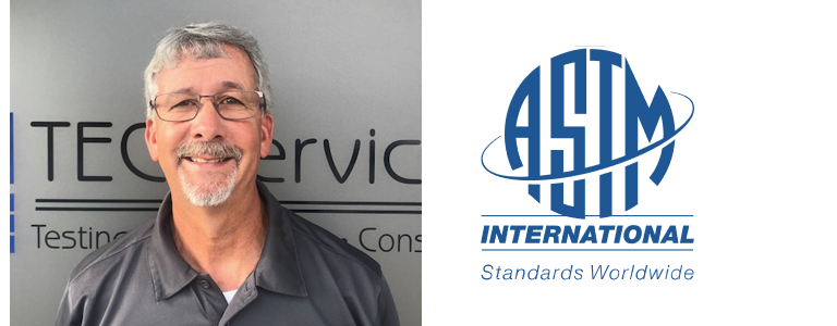 Shawn Mccormick Elected Astm Committee Officer Tec
