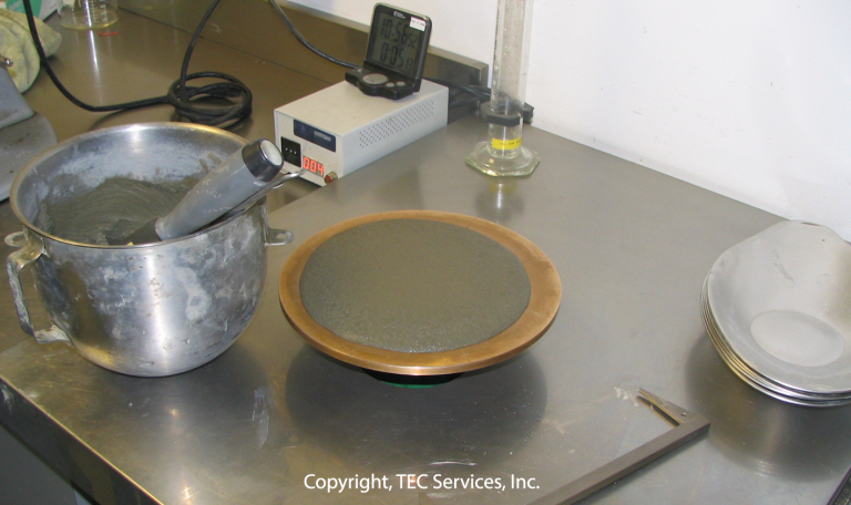 Cement-Flow-Testing