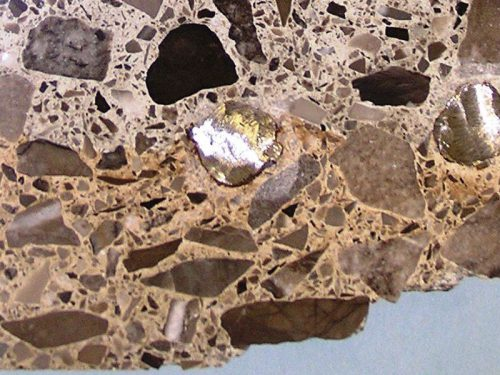 Concrete Petrography Carbonation