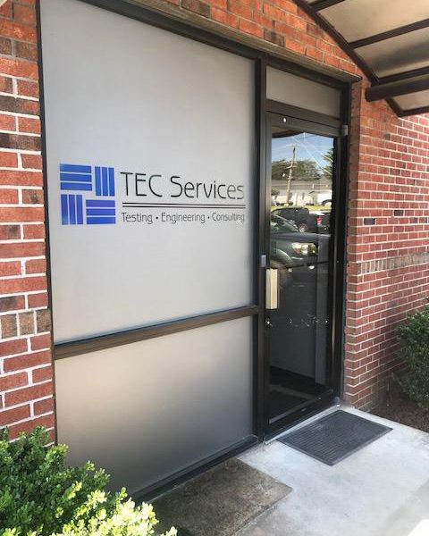 TEC Services, Inc. is a construction materials testing laboratory with engineering consulting services